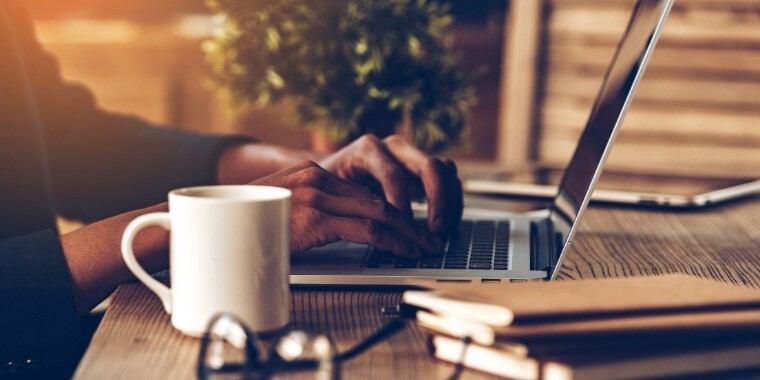 How can you prevent carpal tunnel while writing a lot?